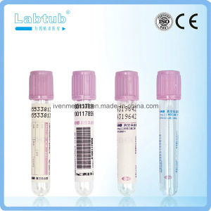 High Quality EDTA K2 K3 Tube pictures & photos