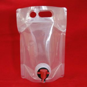 Laminated Coffee Packaging Bag with Special Spout pictures & photos