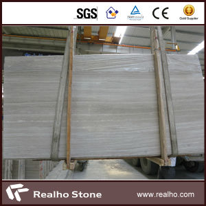 White Sandalwood Marble Slab for Wall/Floor pictures & photos
