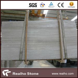 White Sandalwood Marble Slab for Wall/Floor