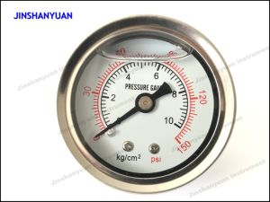 Og-002 Stainless Steel Manometer/Liquid Filled Pressure Gauge pictures & photos