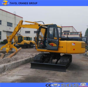 Crawler Excavator 2t Mini Earth Moving Machine Construction Machinery Excavator for Sale From China pictures & photos