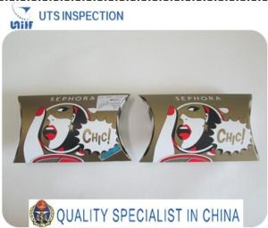 Make up Box-Quality Control and Inspection Service China