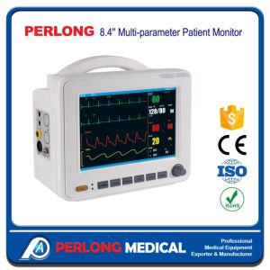 8 Inch 6 Parameters Patient Monitor Bedside Monitor pictures & photos