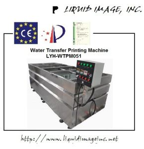 Water Transfer Printing Film Machine with Dipping Tank Lyh-Wtpm051 pictures & photos