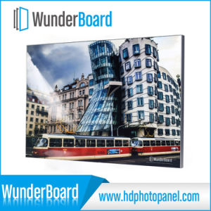 Metal Photo Frame for Wunderboard HD Aluminum Photo Panels pictures & photos