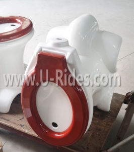 Toliet Rides for Inflatable Race Track pictures & photos