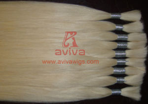Virgin Remy Cuticles Intact Ntural Human Hair Extension pictures & photos