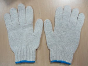 Cotton Glove Safety Glove Cheap Working Glove pictures & photos