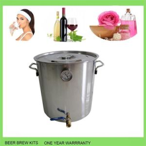 Kingsunshine 30L/8gallon Stainless Steel Boiler Beer Brewing Equipment Home pictures & photos