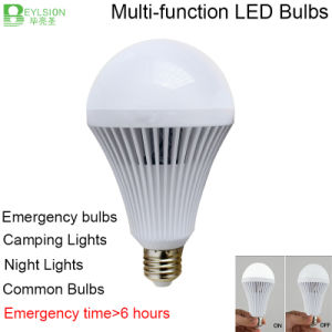 12W LED Emergency Bulb Lamp>8 Hours Emergency Time pictures & photos
