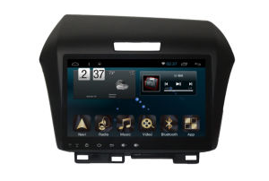 for 2014 Honda Jade Car DVD Player for 9 Inch with GPS Navigation/TV/WiFi/Bluetooth pictures & photos