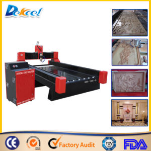 China Hot Sale Marble Stone Sculpture Crafts Engraving Carving Machine pictures & photos