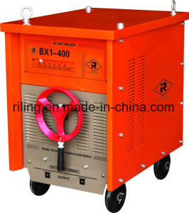 Dual Voltage Aluminium Wire AC Arc Welder (BX1-315/400/500/630) pictures & photos