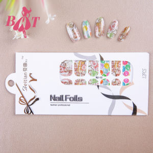 Beautifual Nail Wrap with Most Fashionable Patterns pictures & photos