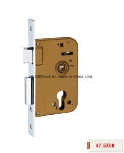 Bearing Mortise Lock Body/Door Lock/Roller Lock Body pictures & photos