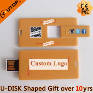 Mini Gift Sliding Card USB Flash Memory (YT-3115) pictures & photos