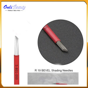 Sterilized Safety Microblading Manual Shading Needles Supply pictures & photos