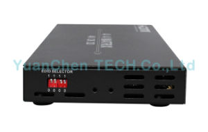 4kx2k 4X4 Ports HDMI 1.4V HDMI Matrix with Remote Control pictures & photos
