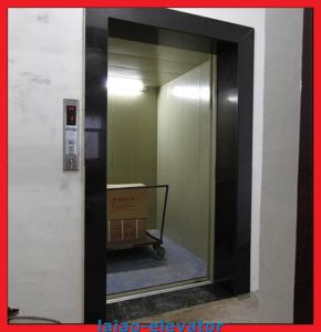5000kg Capacity and Through Door for Cargo Lift pictures & photos