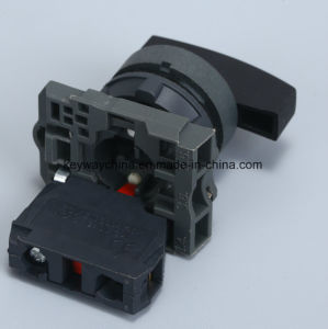 22mm Longer Handle Type IP40 Push Button Switch pictures & photos