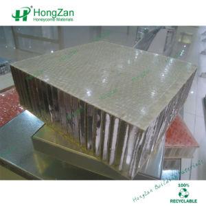 Non-Slip Fiberglass Honeycomb Panels with Aluminum Core for Floor pictures & photos