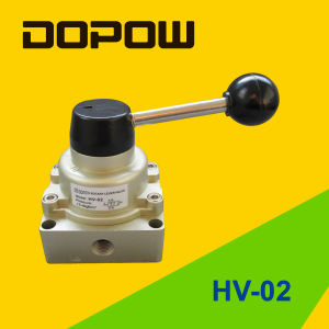 Hv400-02 Hand Control Switching Valve Hv-02 Series pictures & photos