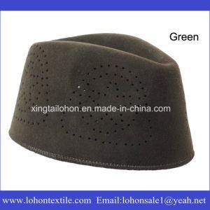 Wool Material Muslim Fez Hat Turkish Hat Fez Hat Prayer Hat pictures & photos