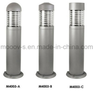 Outdoor Waterproof IP65 Aluminum Cylinder Courtyard Landscape LED Lawn Light for Garden pictures & photos