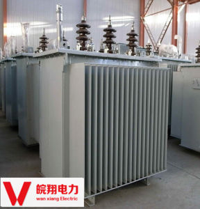 out-Door Oil-Immersed Transformer/ 800kVA High Voltage Transformer pictures & photos