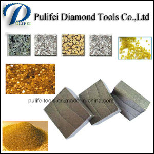 Quarry Stone Diamond Tools Cutting Granite Saw Blade Segment pictures & photos