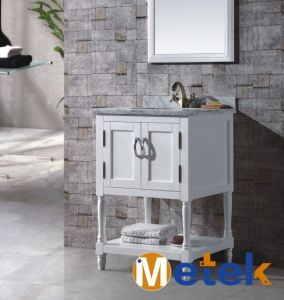 Modern Design Slim Bathroom Vanity pictures & photos