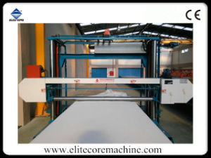 Elitecore Ecmt-115 Automatic Long Sheets Foam Cutting Machine pictures & photos