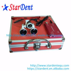 Dental 2.5/3.5X Color Magnification Binocular Surgical Medical Loup pictures & photos