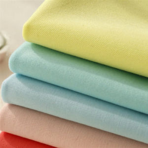 High Quality Cotton Fabric Soft Twill Cotton Fabric