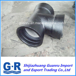 Ductile Iron All Socket Tee Fitting pictures & photos