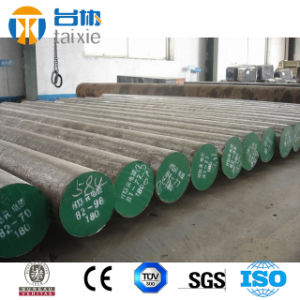 High Quality ASTM A388 40crmnmo7 Abrasive Tool Steel Round Bars pictures & photos