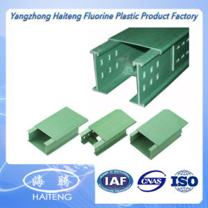 Hateng Standard Galvanized Flexible Cable Tray/Wire Mesh Cable Tray pictures & photos