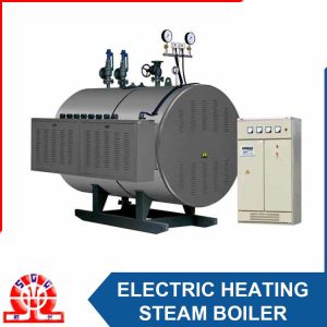 Stainless Steel High Quality Movable Electric Steam Boiler pictures & photos