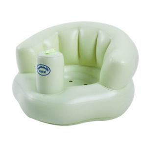 Baby Learning to Sit or Playing Autoinflation Inflatable PVC or TPU Baby Seat pictures & photos
