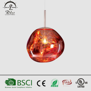 Acrylic Iron New Design Pendant Lamp Stone Type Lighting pictures & photos