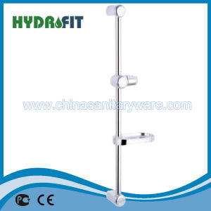 Brass Shower Sliding Bar Shower Head Slide Bar Shower Column (HY502) pictures & photos