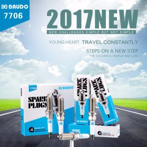 Bd 7706 Iridium Spark Plug for Renault Koleos Enhancing Gasoline Engine as Denso Sc20hr11 pictures & photos
