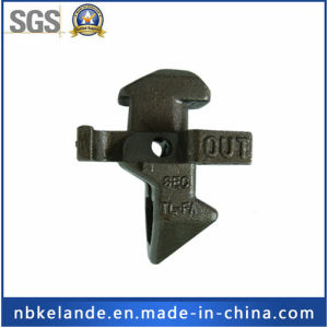 Custom Made CNC Large Machinery Part with Casting Part pictures & photos