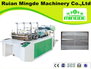 Overseas Service Center Available After-Sales Service Provided and Plastic Bag Cutting Making Machine pictures & photos