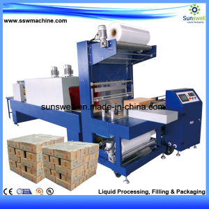 PE Film Packing Machine for Juice Bottles pictures & photos