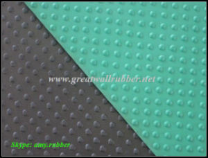 Gw3004 Small Stud Rubber Mat, Anti-Slip Flooring pictures & photos