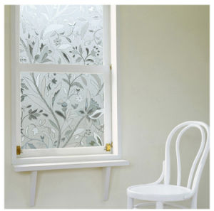 Static Cling Window Film Refraction Series-Z007 pictures & photos