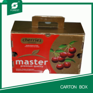 Beautiful Custom Cherry Packing Box on Hot Sales pictures & photos