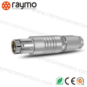 China Push Pull Circular Connector Manufacturer ISO9001 pictures & photos